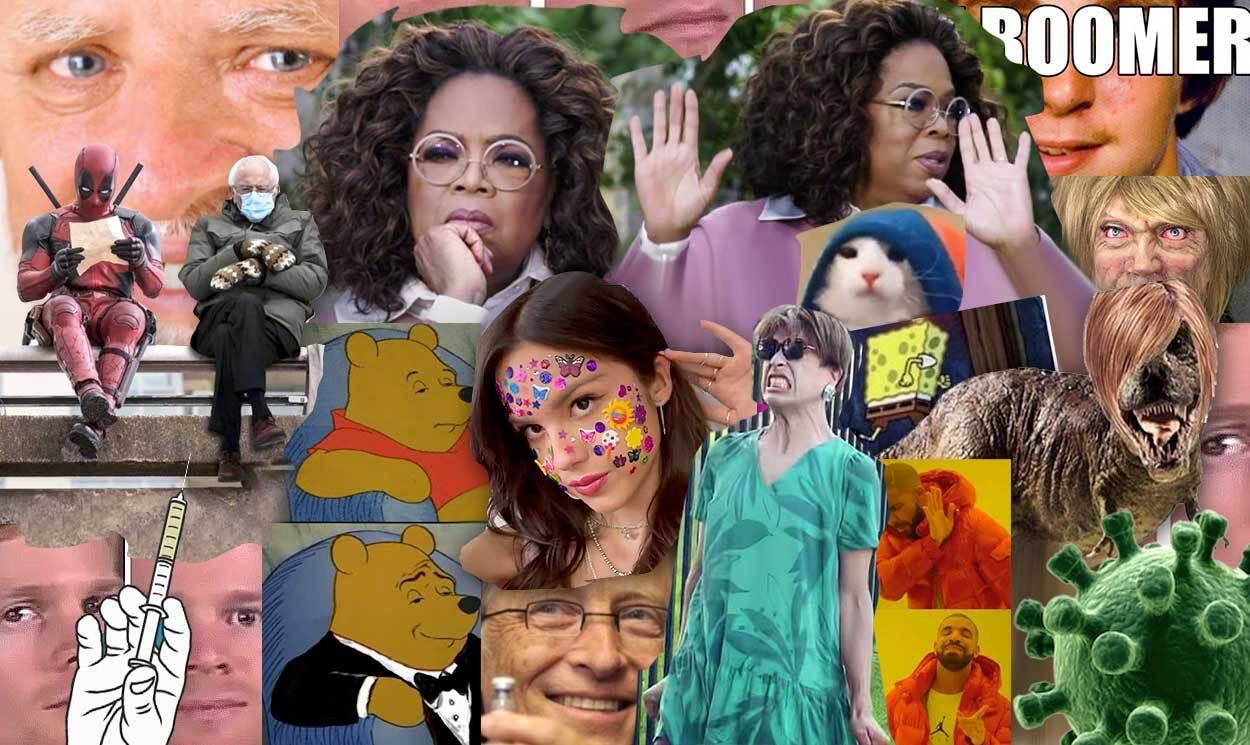 The Best Social Media Moments of 2021 (So Far)