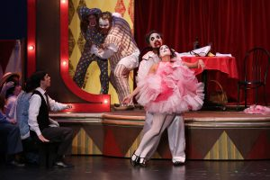 Opera: Pagliacci and The Seven Deadly Sins